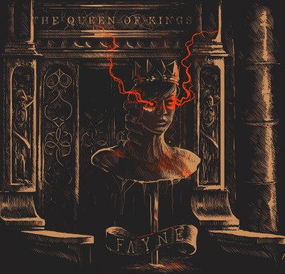 fayne_-_the_queen_of_kings_2014 ep_cover_-__small