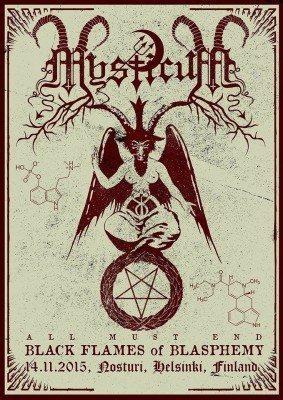 mysticum tour poster