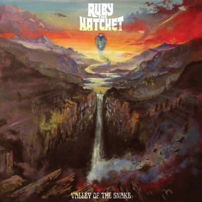 ruby the hatchet valley of the snake album cover large