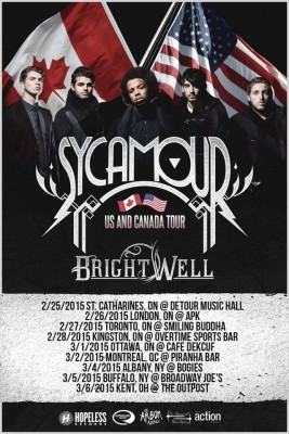 sycamour brightwell tour