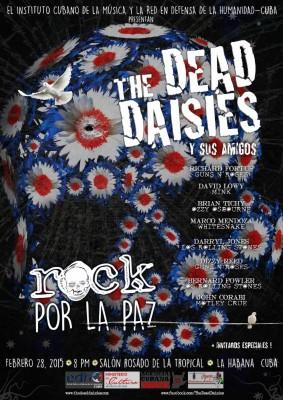 the dead daisies y sus amigos