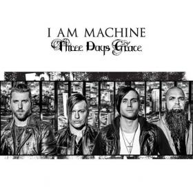 three days grace i am machine es3hqr