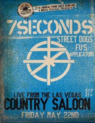 7seconds street dogs fus applicators vegas