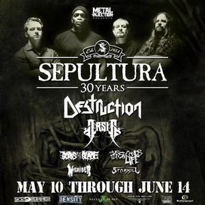 Sepultura-Tour