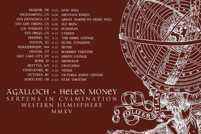 agalloch helen money tour