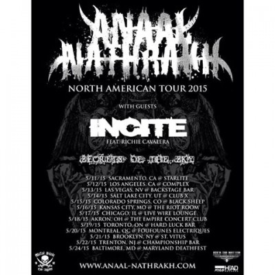 anaal nathrakh incite secrets of the sky tour