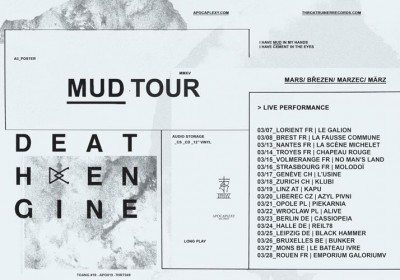 death engine mud tour