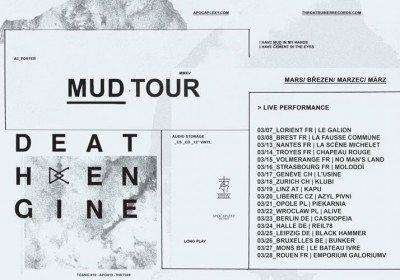 death engine mud tour