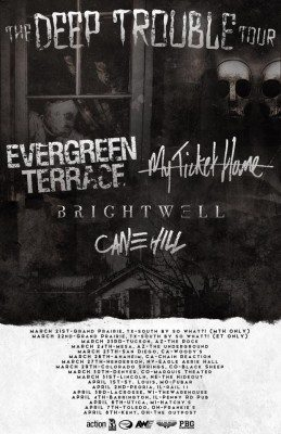 evergreen terrace my ticket home brightwell cane hill tour