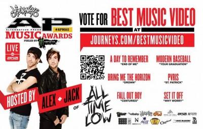 journeys ap music awards