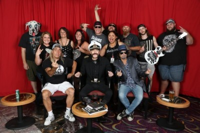 2014 Motörhead meet & greet with fans.