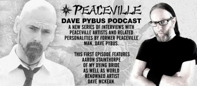 peaceville dave pybus podcast