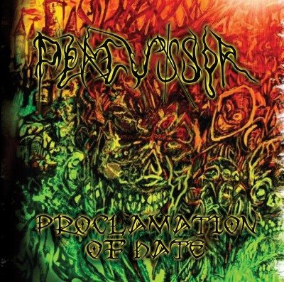 percussor proclamation of hate