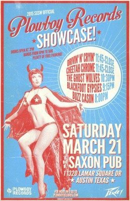 plowboy sxsw showcase