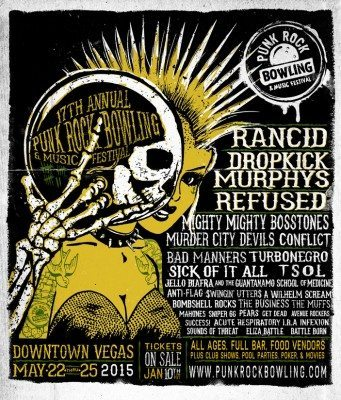 punk rock bowling 2015 final