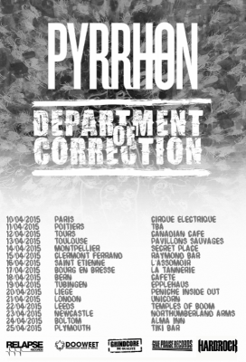 pyrrhon department of correction tour