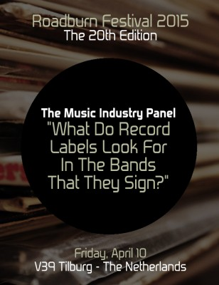 roadburn festival music industry panel