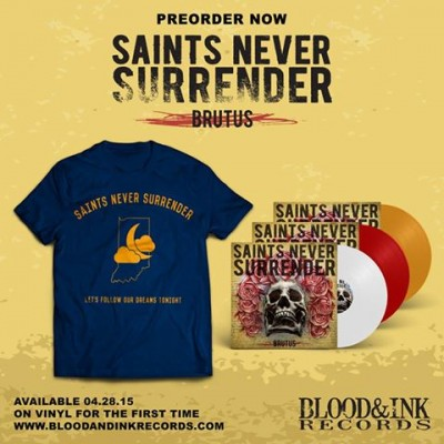 saint never surrender pre order