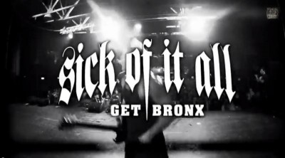 sick of it all get bronx