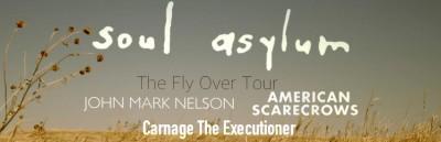 soul asylum tour banner