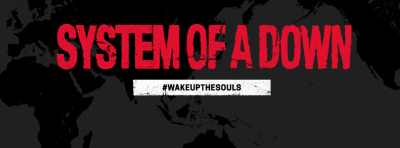 system of a down wake up the souls