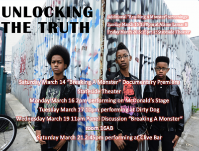 unlocking the truth sxsw