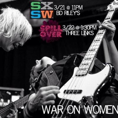 war on women sxsw
