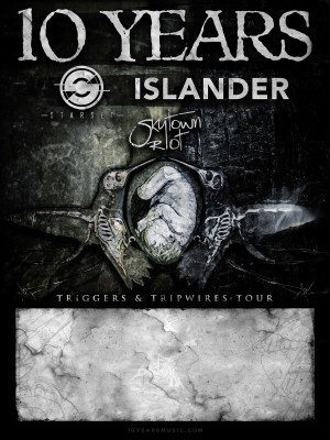 10 years islander starset tour