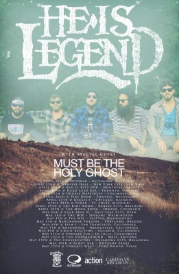 He Is Legend Spring 2015Tour_1