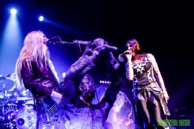 Nightwish. Photo Credit: Omar Cordy