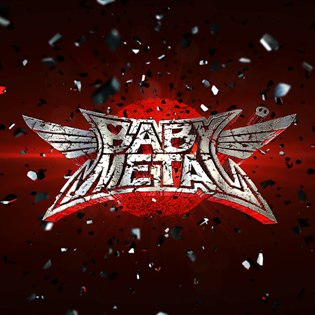 babymetal cd cover