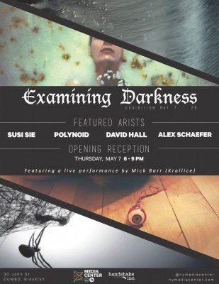 examining darkness