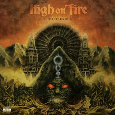 high on fire luminiferous
