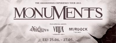 monuments euro tour 2015
