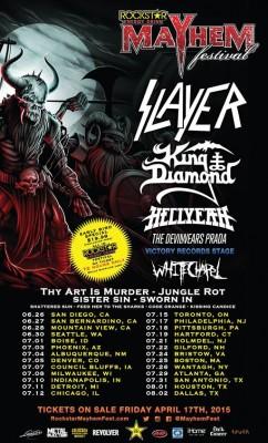 rockstar mayhem fest 2015