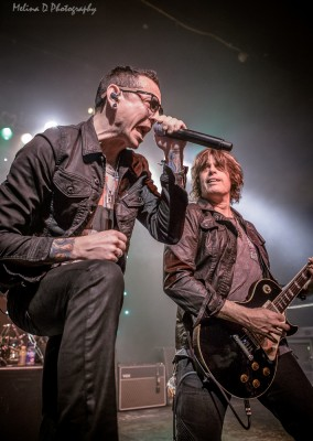Stone Temple Pilots, by Melina D. Photography