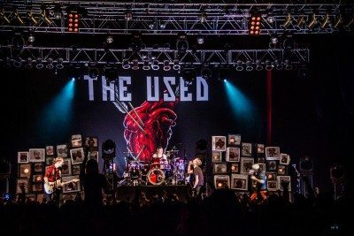 The Used, by Meg Loyal Photography