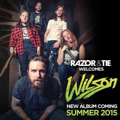wilson razor and tie