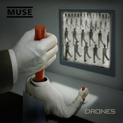 Muse drones album cover 2015