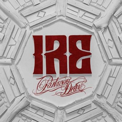Parkway Drive Ire Album cover 2015