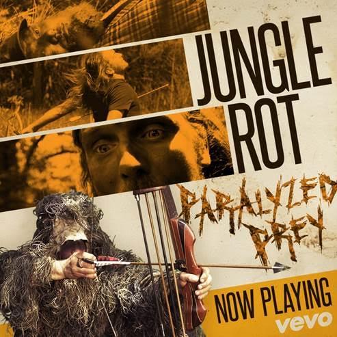 jungle rot video premiere poster vevo
