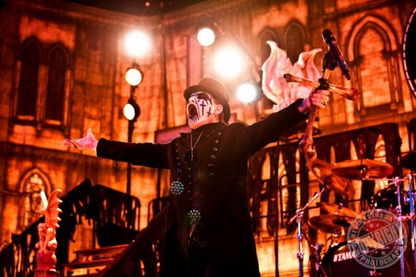 King Diamond. Photo Credit: Kevin Estrada