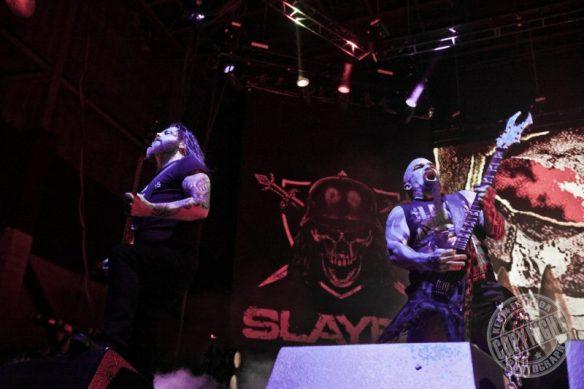 Slayer, photo©Kevin Estrada / kevinestrada.com