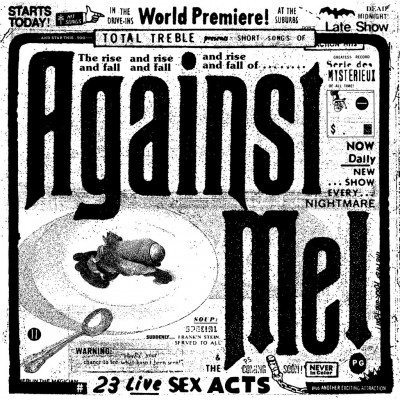 Against Me 23 Live Sex Acts Cover