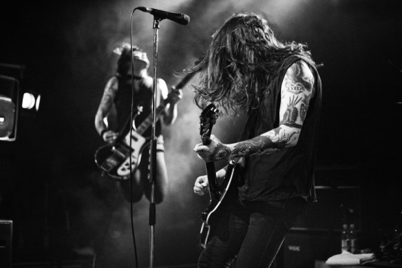Against Me!, photo credit Johnathan Minto