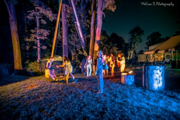 Full Moon Ceremony, at CoSM, by Melina D. Photography