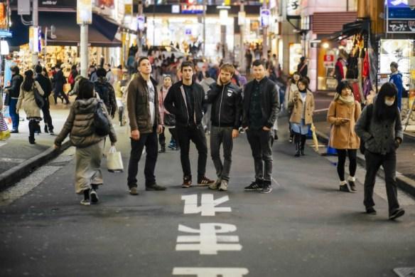 Enter Shikari2 band 2015