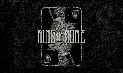 King of None s t EP cover