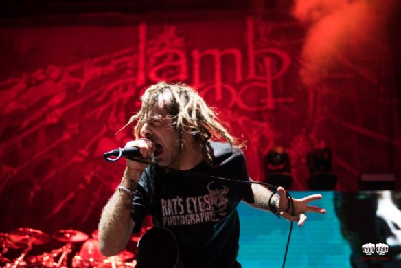 Lamb of God, by Evil Robb Photography