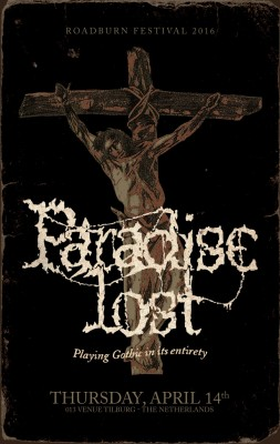 Paradise Lost at Roadburn